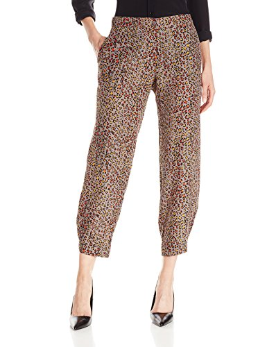 Lark & Ro Women's Cropped Soft Pant