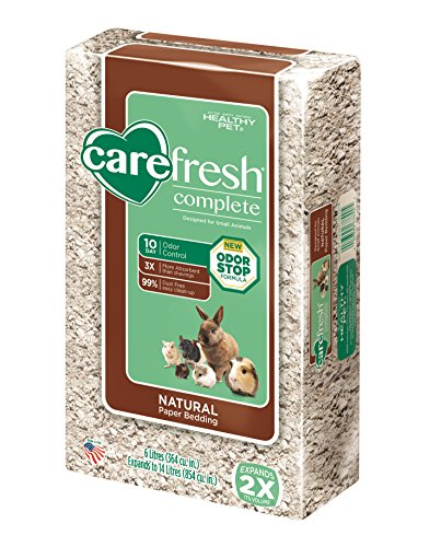 Carefresh Natural Animal Bedding, 14L for Small - Bedding Small Animal