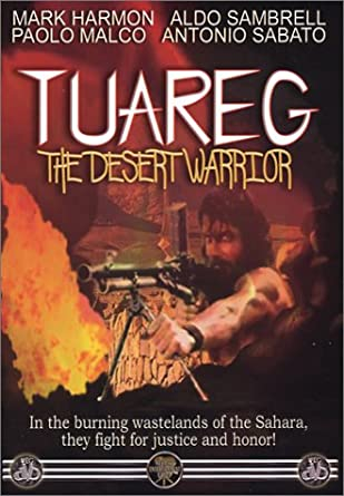 Amazon.com: Tuareg - The Desert Warrior: Mark Harmon, Luis ...