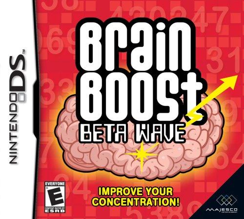 Brain Boost: Beta Wave - Nintendo DS (Brain Age Nintendo 3ds)