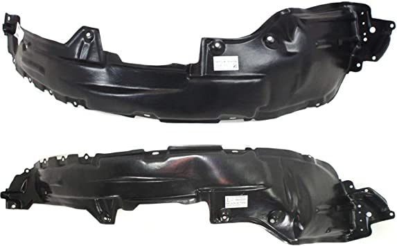Left Front Fender for 2006-2012 Toyota RAV4 w//o Flares 06-12 Painted To Match