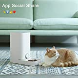 PETKIT Automatic Cat Feeder, Wi-Fi Enabled Smart