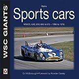 Matra Sports Cars, Ed McDonough, 1845842618
