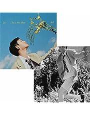 EXO D.O [ EMPATHY ] 1st Mini Album_DIGIPACK_[ GRAY + BLUE ] 2 VER FULL SET. 2ea CD+1ea UNFOLDED POSTER+2ea Photo Book(each 28p) +2ea Photo Card+2ea Folded Poster(On pack)+2ea STORE GIFT CARD SELAED+TRACKING