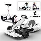 Ninebot GoKart Kit and Segway miniPRO Smart Self Balancing Personal Transporter, 12.4 Miles Range, 15 MPH Top Speed, Mobile App...