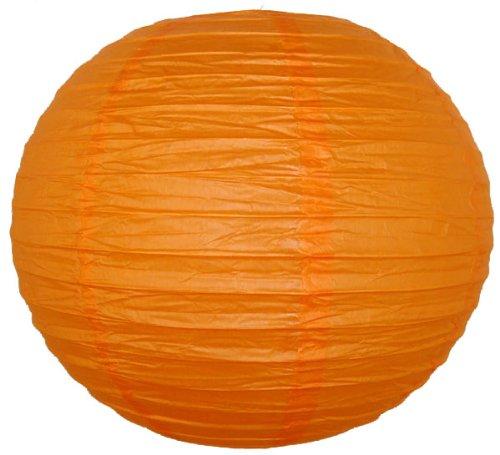 Just-Artifacts-24-Red-Orange-ChineseJapanese-Paper-LanternLamp-24-Diameter-Just-Artifacts-Brand