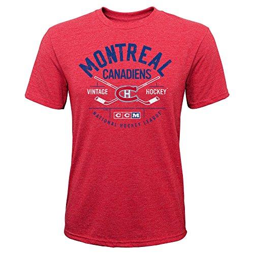 NHL Montreal Canadiens Youth BoysRecon Parka 8 navy Small