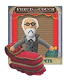 Finger Puppet Set: Freud & Couch