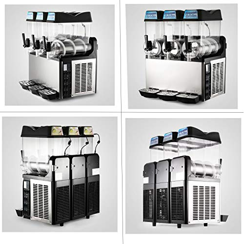 VBENLEM Frozen Drink Machine (Triple Bowls) by VBENLEM (Image #1)