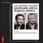 Les poètes maudits | Charles Baudelaire,Arthur Rimbaud,Robert Desnos