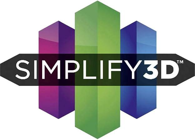 Simplify3D Slicing-Software: Amazon.es: Electrónica