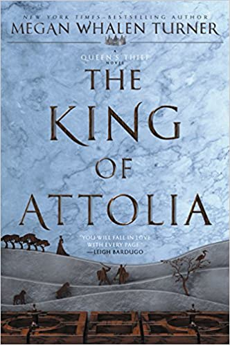 Image result for the king of attolia