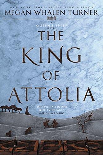 King Attolia Queens Thief product image