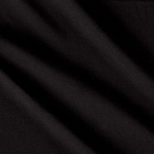 Suiting Weave (TELIO Double Weave Stretch Suiting, Black)