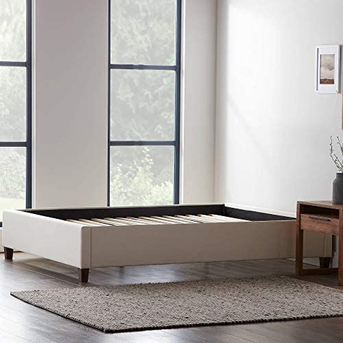 Lucid Upholstered Platform Bed