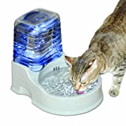 Amazon Lightning Deal 57% claimed: K&H Cat CleanFlow Water Filter with Reservoir 1.3 Gallon