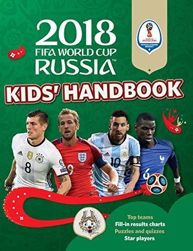 2018 FIFA World Cup Russia™ Kids' Handbook cover
