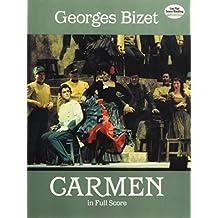 Carmen in Full Score