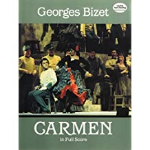 Carmen in Full Score (Dover Music Scores)