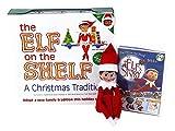 Elf On The Shelf The A Christmas Tradition (Blue-Eyed Girl) Bundle An Elf Story DVD
