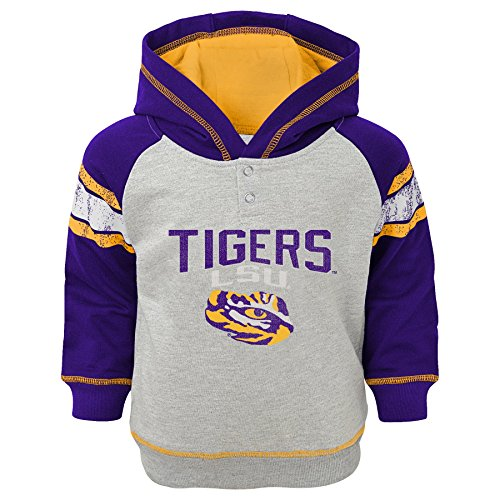 NCAA Lsu Tigers Boys 4-7
