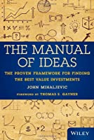 The Manual of Ideas Front Cover