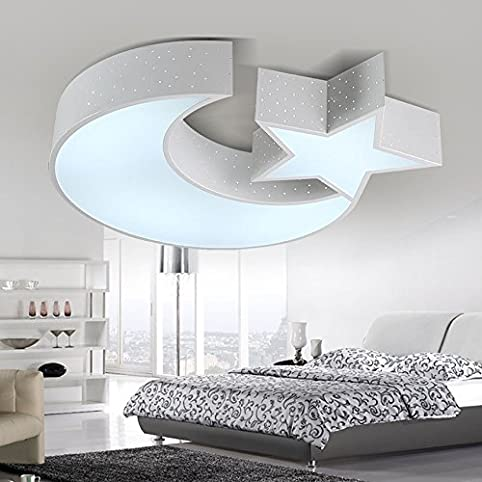 Jj Moderne Led Deckenleuchte Cartoon Kinderzimmer Lampe Warm