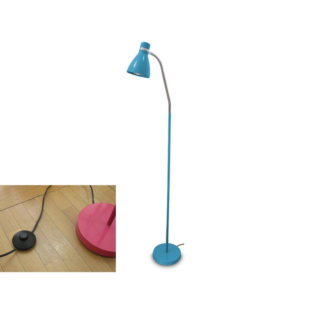 Lámpara BEPER 70.096 Color Fest con Interruptor de Pie (rosa)