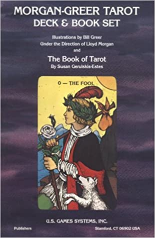 The Book of Tarot. Illustrated with the Morgan-Greer Tarot