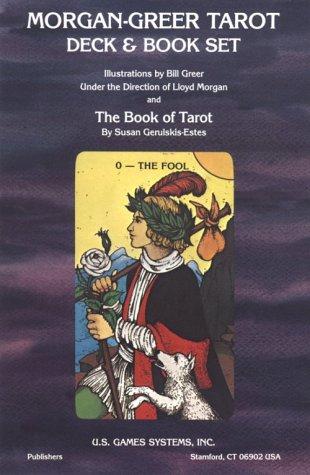 Morgan Greer Tarot Deck and Book Set (Deck&Book)