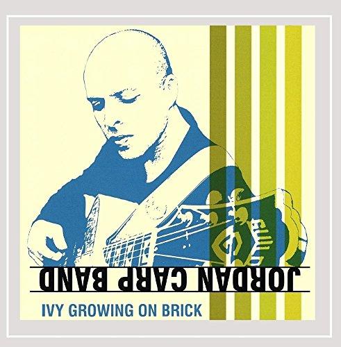 Ivy Growing On Brick - Brick English Ivy
