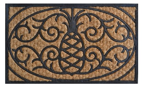 Door Mats - Pineapple Doormat - 18