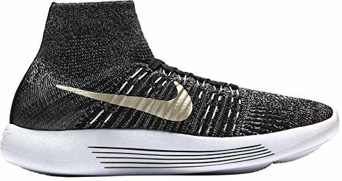 chaussures de course Lunar Epic Flyknit BHM dames noir / blanc 42,5