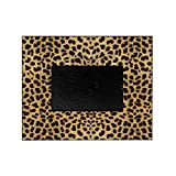 cheetah picture frame - CafePress - Cheetah Animal Print Copy - Decorative 8x10 Picture Frame