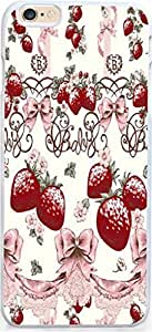 Case For Iphone 6 Dseason, Iphone 6 (4.7) Case New Slim Hard Unique Design Christian Quotes The bow red strawberry pink flowersKimberly Kurzendoerfer