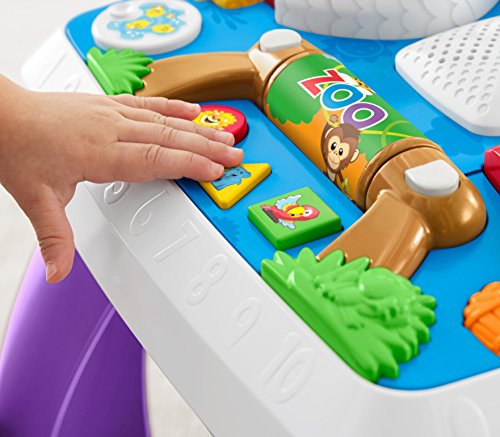 Fisher-Price Laugh & Learn Around The Town Learning Table by Fisher-Price (Image #10)