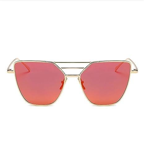 Ovesuxle Gafas de Sol Tipo Mantal para Hombres Gafas de Sol ...