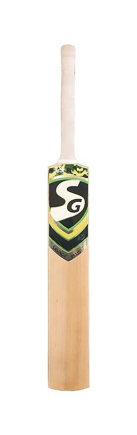 fb11ed189 Buy SG Savage Plus Kashmir-Willow Cricket Bat