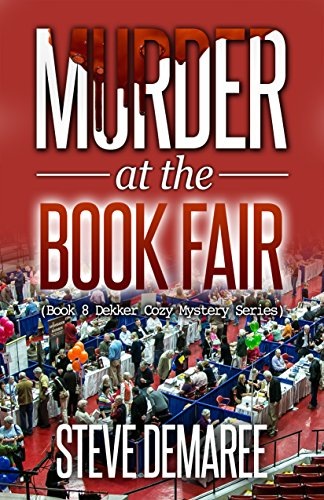 Murder Book Fair Dekker Mystery ebook product image