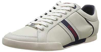 8bca69bdd3ed7 Levi s Turlock, Baskets mode homme - Blanc (Regular White 51), 40 EU ...