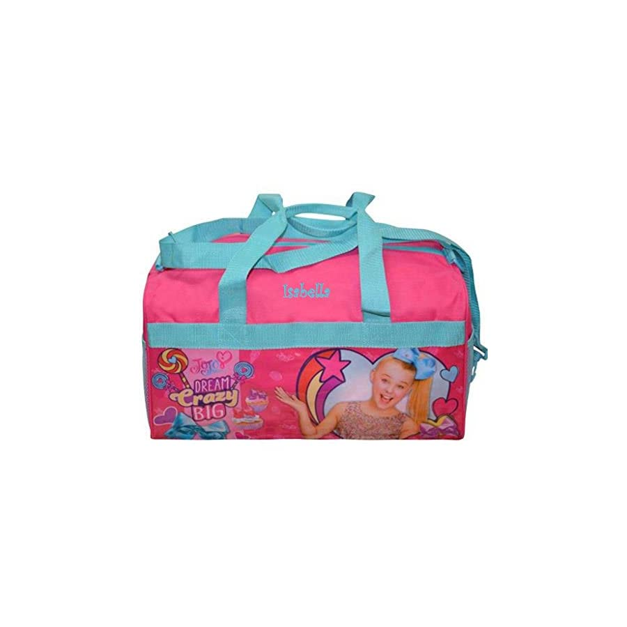 Personalized Licensed Kids Travel Duffel Bag 18""