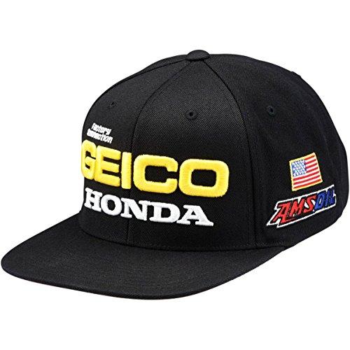 100-geico-honda-podium-snapback-hat-black