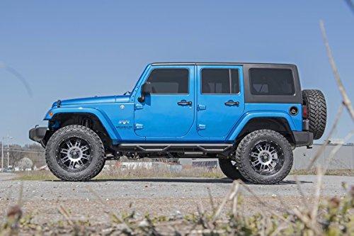 Jeep Jk Lift >> Amazon Com Rough Country 3 5 Lift Kit Fits 2007 2018 Jeep