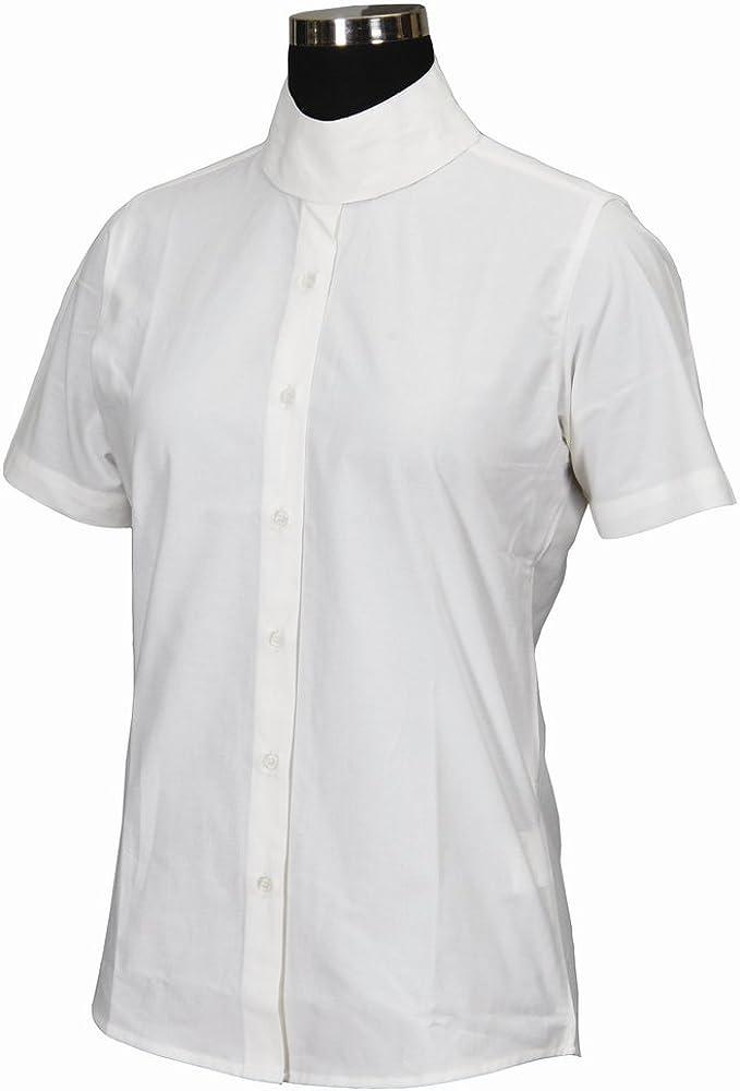 TuffRider Girl's Starter Short Sleeve Show Shirt