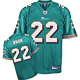 Reebok Miami Dolphins Reggie Bush Replica Jersey Extra Large
