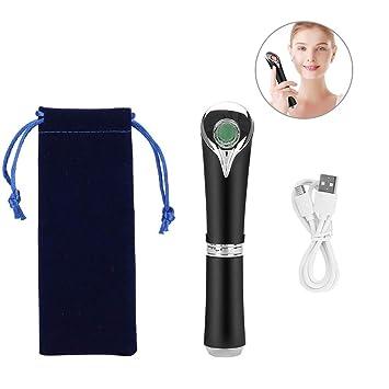 Amazon.com: Masajeador facial recargable antiarrugas, 42 ...