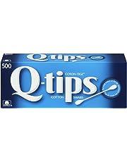 Q-tips Cotton Swabs Original 500 Count