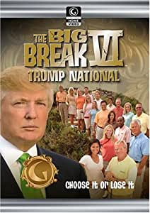 Golf Channel - Big Break VI: Trump International - Episode 4; Choose It or Lose It