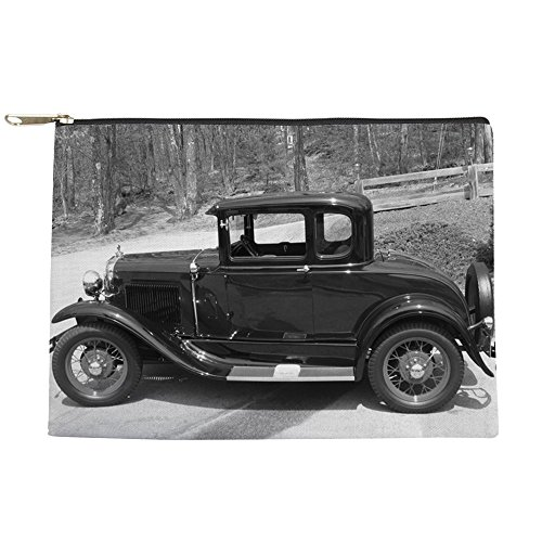 1930 Ford Roadster - CafePress - 5-4 - Makeup Pouch