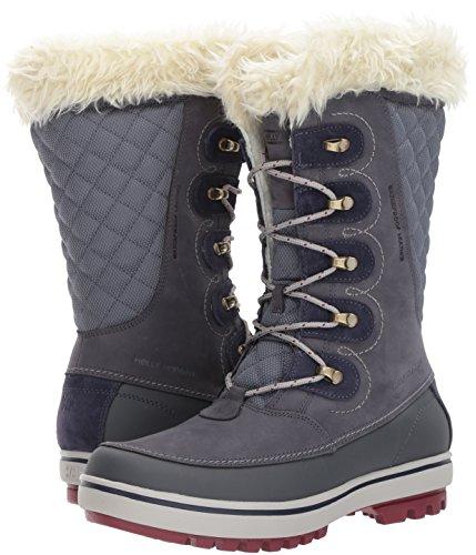 Helly Hansen Women's Garibaldi Snow Boot, Graphite Blue/Ebony/Ne, 9 M US by Helly Hansen (Image #6)